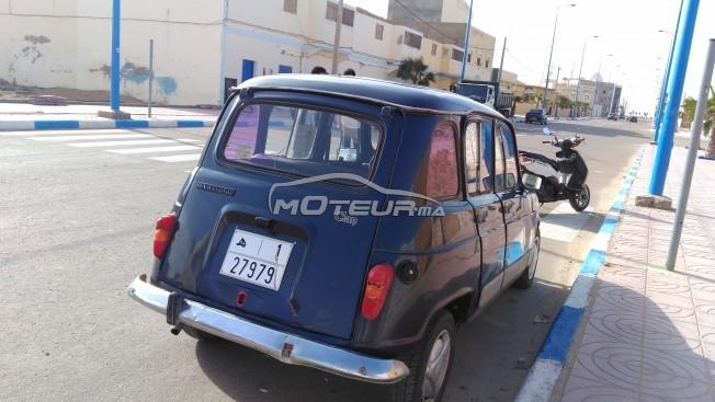 سيارة في المغرب رونو ر4 - 151599