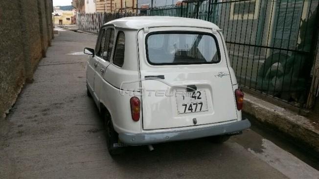 سيارة في المغرب RENAULT R4 - 201812