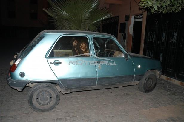 Voiture au Maroc RENAULT R5 - 143207