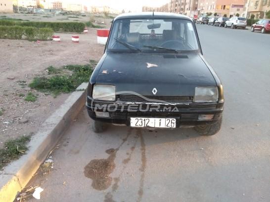 سيارة في المغرب RENAULT R5 - 256770