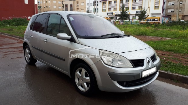 RENAULT Scenic 1.5 dci occasion