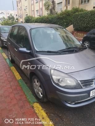 Voiture Renault Scenic 2009 à rabat  Diesel  - 6 chevaux