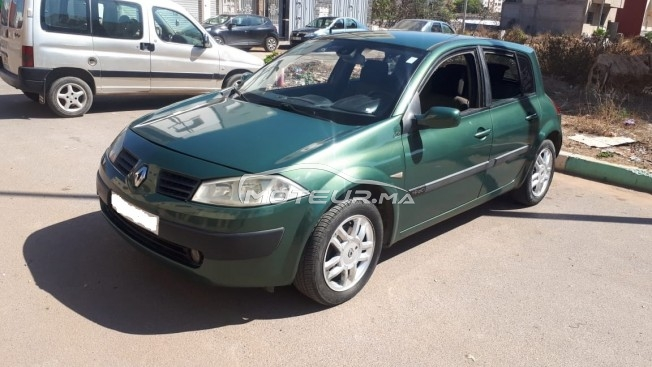 RENAULT Scenic 1,9 dci occasion