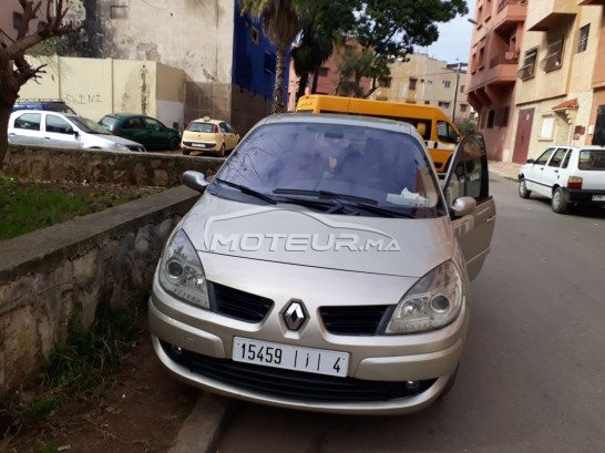 سيارة في المغرب RENAULT Scenic 2 - 258146