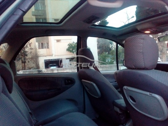 renault scenic 2002 essence 150447 occasion meknes maroc. Black Bedroom Furniture Sets. Home Design Ideas