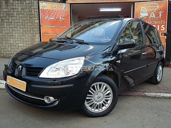 RENAULT Scenic 1.9 dci initiale occasion