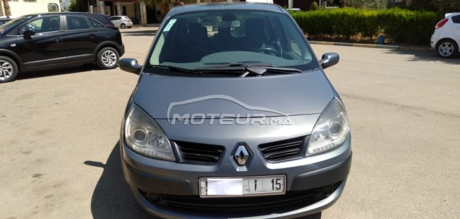 RENAULT Scenic 1,5 dci occasion