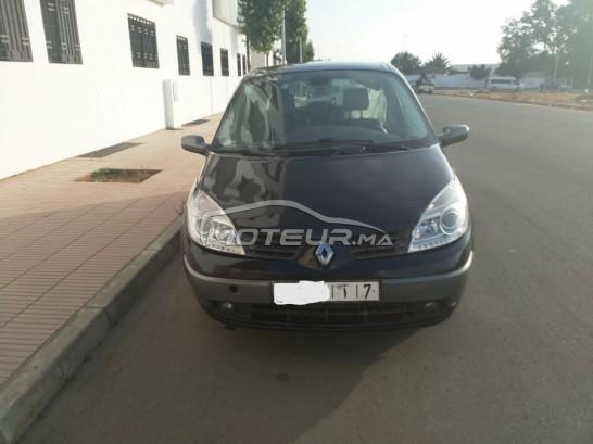سيارة في المغرب رونو سسينيك 1,9 dci - 235471
