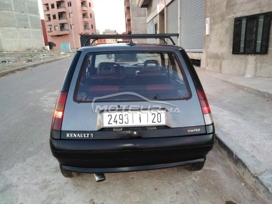 سيارة في المغرب RENAULT Super 5 - 256007