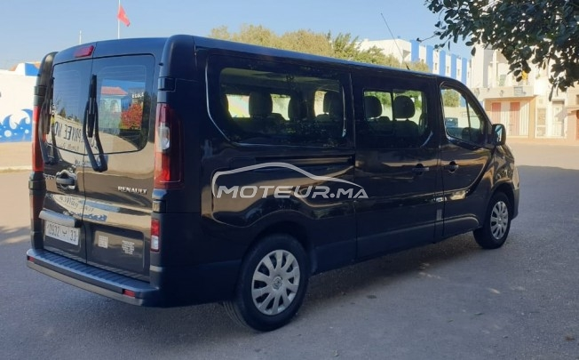 RENAULT Trafic occasion 1072777