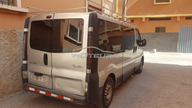 renault trafic dci 2008 diesel 117915 occasion agadir maroc. Black Bedroom Furniture Sets. Home Design Ideas