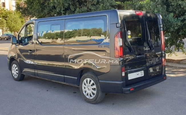RENAULT Trafic occasion 1072778