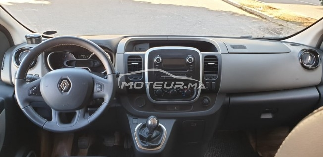 RENAULT Trafic occasion 1072781