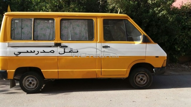 سيارة في المغرب رونو ترافيك - 207948