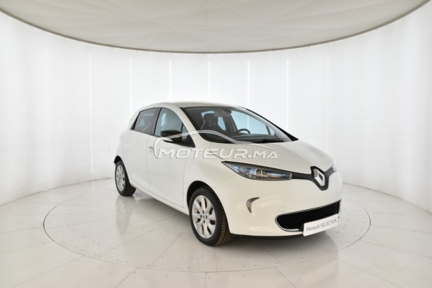 RENAULT Zoe Intens 88ch occasion