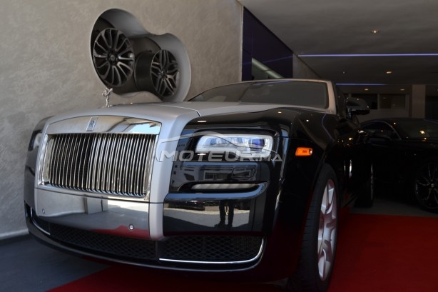ROLLS-ROYCE Ghost occasion