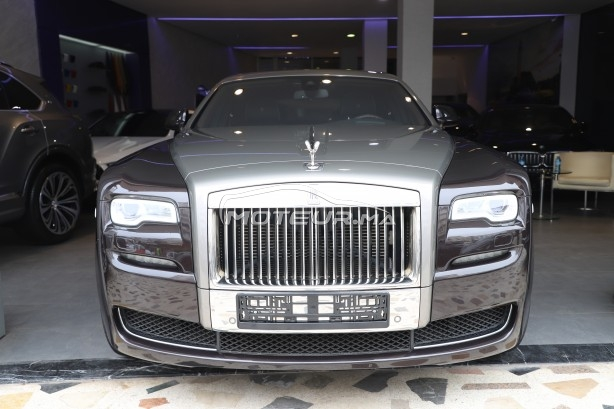 ROLLS-ROYCE Ghost مستعملة