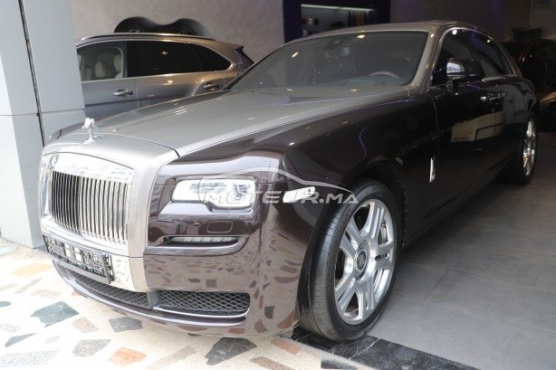 ROLLS-ROYCE Ghost occasion 1107834