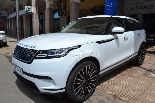 سيارة في المغرب LAND-ROVER Range rover velar - 267730