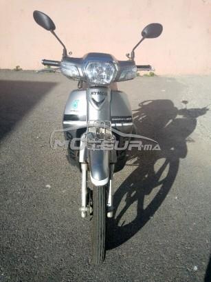Moto au Maroc RYMCO Rc50 Cc50 - 210304