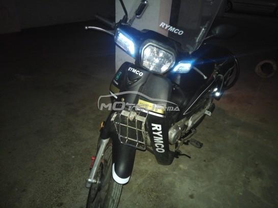 Moto au Maroc RYMCO Rc50 - 207453