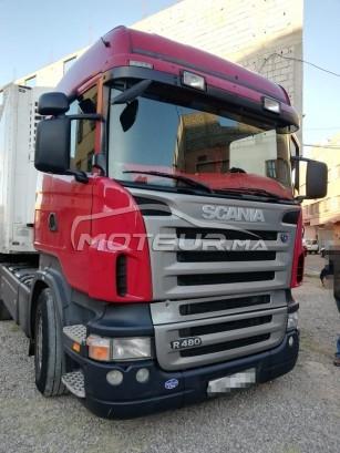 شاحنة في المغرب SCANIA G 480 - 277705