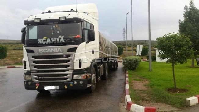 شاحنة في المغرب SCANIA G410 - 259585