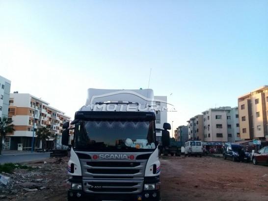 شاحنة في المغرب سكانيا ب P400 - 232352
