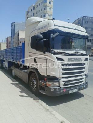 شاحنة في المغرب SCANIA G 400 - 278344