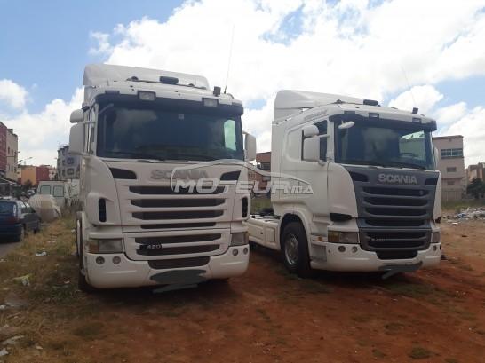 شاحنة في المغرب 420 - 221939