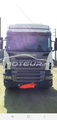 شاحنة في المغرب SCANIA R 420 - 299301