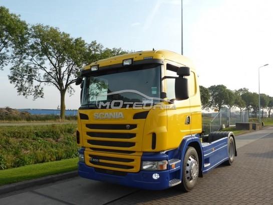 شاحنة في المغرب SCANIA R 400 - 159635
