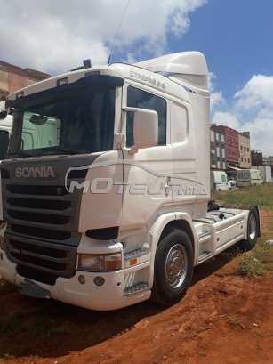 شاحنة في المغرب SCANIA R 460 - 221938