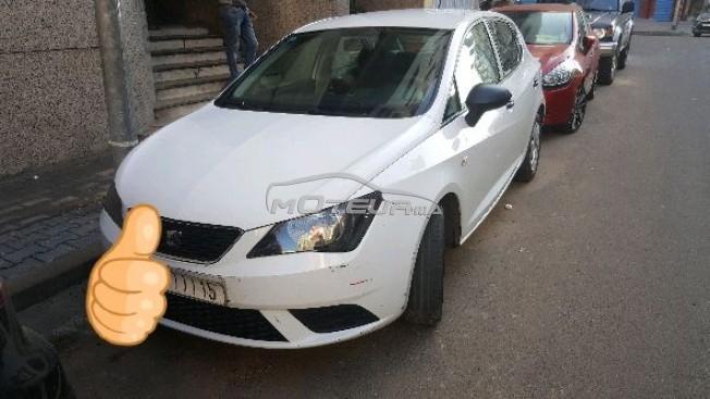 Voiture au Maroc SEAT Ibiza - 201239