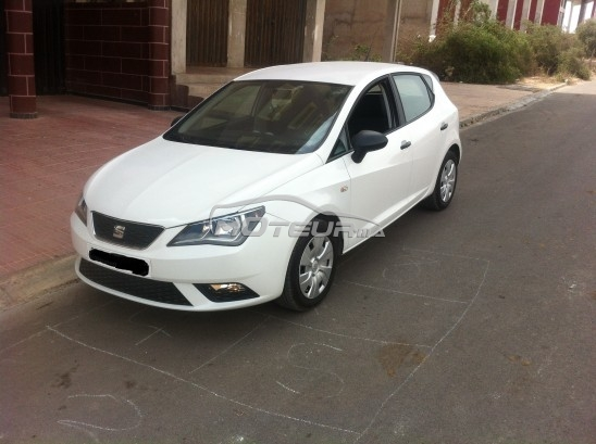 seat ibiza 2016 diesel 158640 occasion el jadida maroc. Black Bedroom Furniture Sets. Home Design Ideas