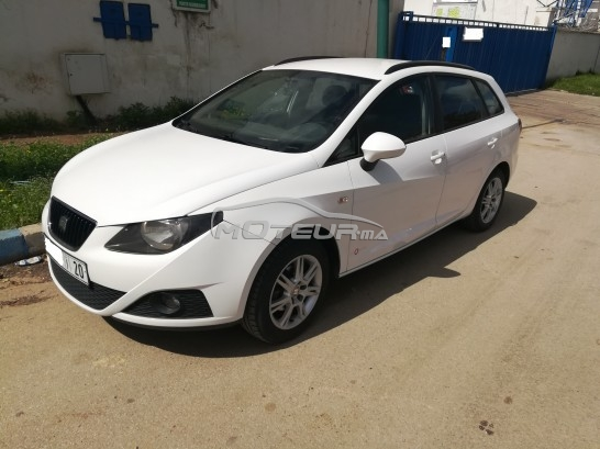 Voiture au Maroc SEAT Ibiza - 221128