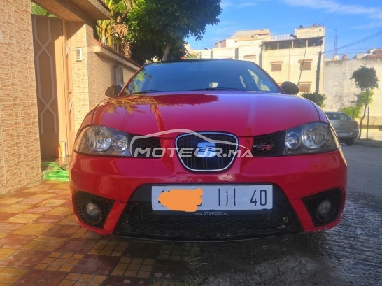 SEAT Ibiza 1,9 dci مستعملة