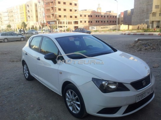 seat ibiza 2012 diesel 161757 occasion taza maroc. Black Bedroom Furniture Sets. Home Design Ideas
