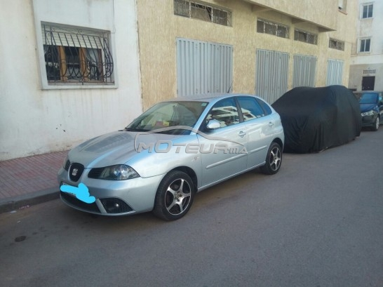 Voiture au Maroc SEAT Ibiza - 210399