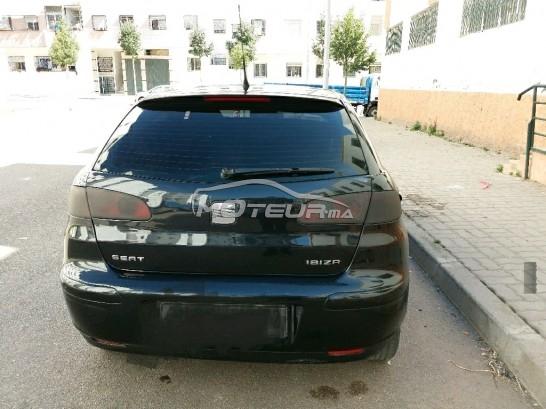 Voiture au Maroc SEAT Ibiza - 215860