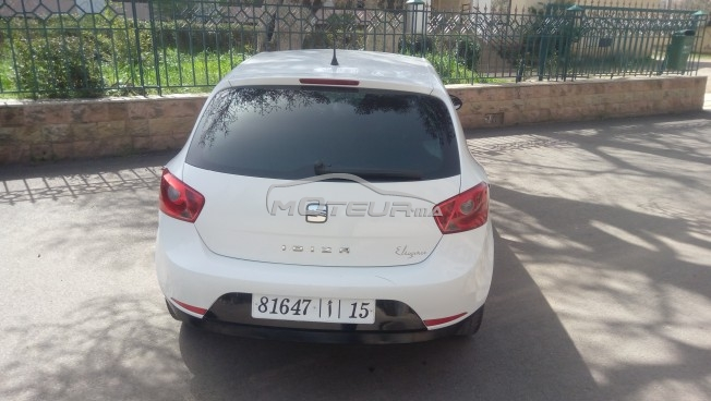 Voiture au Maroc SEAT Ibiza 1.6 tdi - 208447