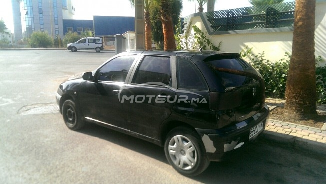 Voiture au Maroc SEAT Ibiza 1.4 - 234413
