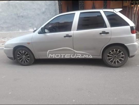 Voiture Seat Ibiza 1999 à tetouan  Essence  - 8 chevaux