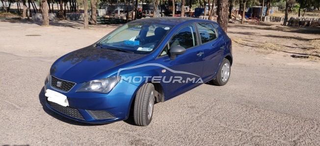 Voiture Seat Ibiza 2013 à casablanca  Diesel  - 6 chevaux