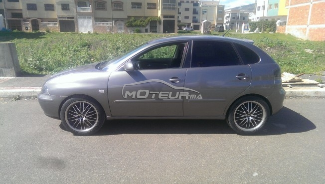 Voiture au Maroc SEAT Ibiza - 152069