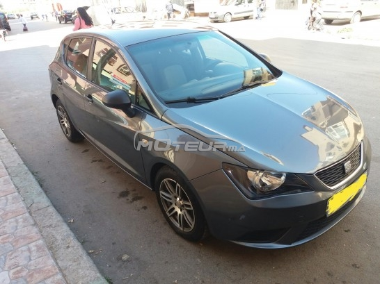 seat ibiza 2013 diesel 157635 occasion rabat maroc. Black Bedroom Furniture Sets. Home Design Ideas