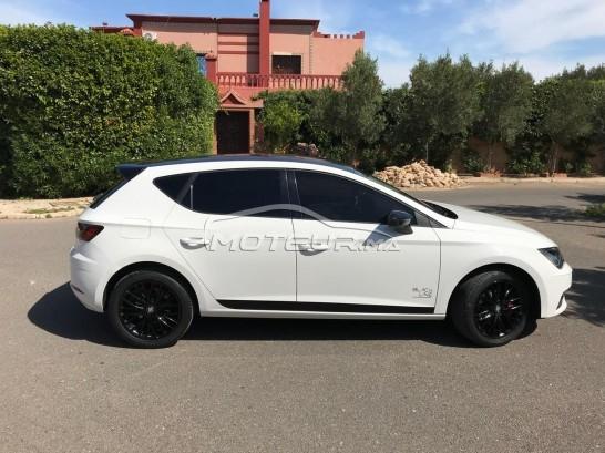 Voiture au Maroc SEAT Leon Facelift black line - 262051