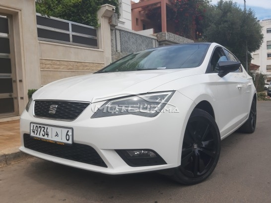 سيارة في المغرب SEAT Leon 1.6 tdi - 271709