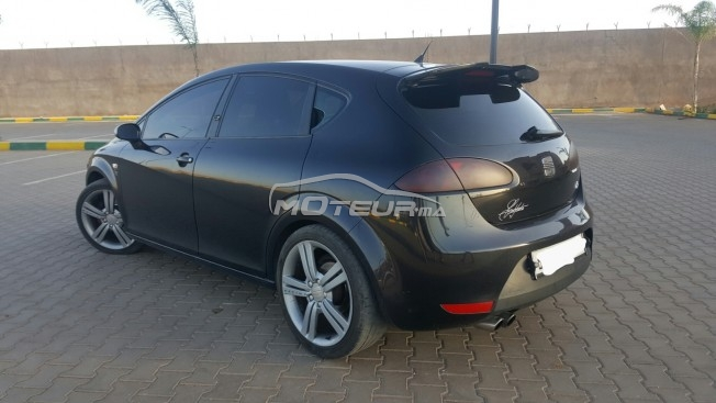 seat leon fr 2009 diesel 169155 occasion khouribga maroc. Black Bedroom Furniture Sets. Home Design Ideas