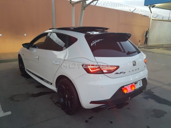seat leon fr 2015 diesel 178290 occasion marrakech maroc. Black Bedroom Furniture Sets. Home Design Ideas